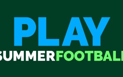 Summer Football to Kick Off in September