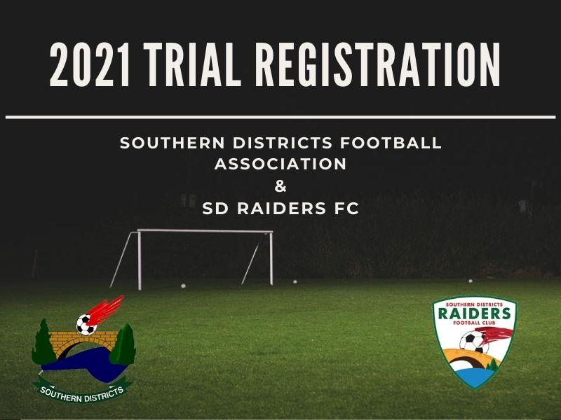 2021 Trial Registration