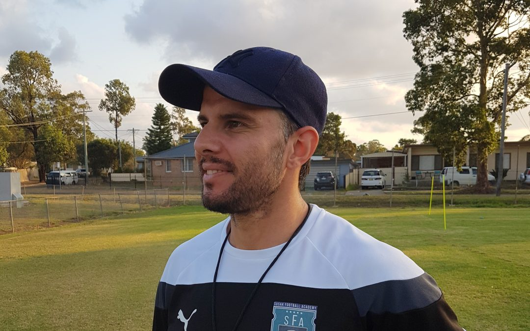 The next instalment of SDSFA 'Coaches Spotlight' series with former St John's Park High student, former Brisbane Roar A-League 2010-2011 Championship Winner and current White City Soccer Club Technical Director Milan Susak.