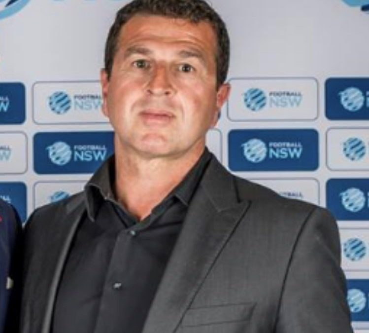 SDSFA Technical Director Rod Galic's 'Coaches Spotlight' Series continues with former St George, Sydney Olympic, Sutherland FC 1st Grade coach and current Marconi Head of Football Terry Palapanis.
