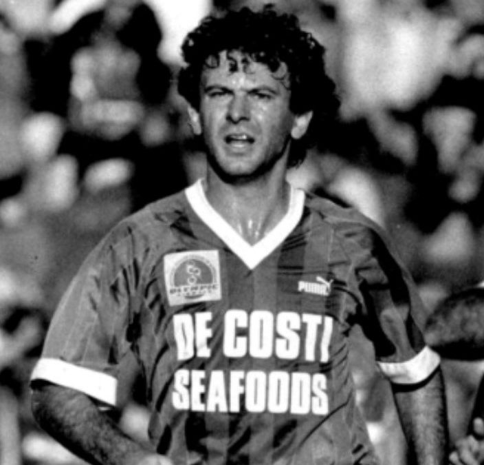 SDSFA Technical Director Rod Galic's 'Coaches Spotlight' Series next features former Marconi, Sydney Olympic player and coach, Socceroo Captain and FFA Hall of Fame inductee Peter Raskopoulos