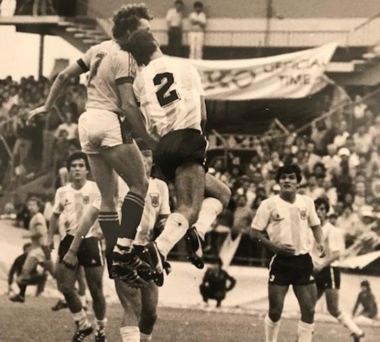 SDSFA Technical Director Rod Galic's 'Coaches Spotlight' series features former Marconi, Blacktown City player and Socceroo Ian Hunter.